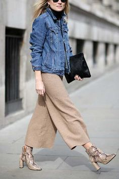 6 Essentials to Transition Your Wardrobe from Winter to Spring via @PureWow