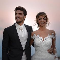 Mariano Di Vaio and Eleonora Brunacci Di Vaio