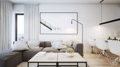 Realized interior project. Cracow, Poland.