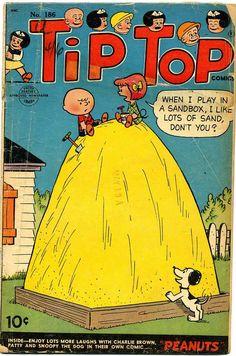 UFS Tip Top Comics #186 (May-June/54)