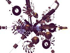 "Chrome Experiments - ""Generative Machines"" by Google Data Arts Team"