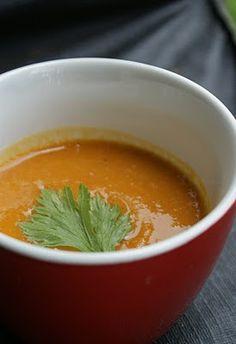 Blueberry Girl : Pumpkin Soup