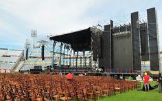 Los números del recital de Paul McCartney en el Estadio Centenario - Montevideo, Uruguay