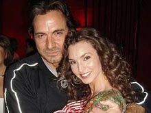 Thorsten Kaye and Alicia Minshew  'Zach and Kendall' all my children cast members - Bing Images