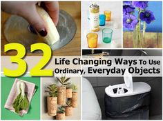Life changing Ways To Use Everyday Objects