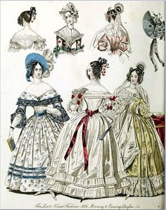 1837 Fashion Plates Google Search Result
