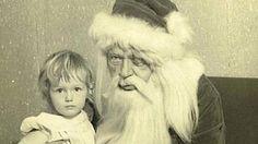 La Stampa - I 16 peggiori Babbo Natale: per i bimbi è un horror