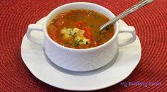 Halászlé - węgierska zupa rybna - My Blueberry Corner Blueberry, Corner, Ethnic Recipes, Food, Berry, Blueberries, Meals, Yemek, Eten