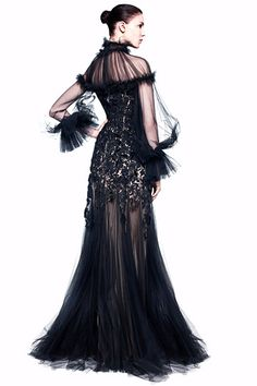 I want somewhere to go where I can wear this Alexander McQueen...