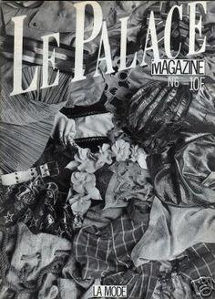 Le Palace Magazine N°06 Studio 54, Le Palace, Well Dressed Men, Night Life, Paris, Culture, Magazines, New York, Memories