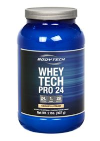 Whey Tech Pro 24 Cookies & Cream - Buy Whey Tech Pro 24 Cookies & Cream 2 Powder at vitamin shoppe #myvitabox