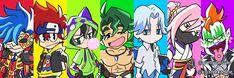 Manga Anime, Anime Art, Anime Crafts, Wallpaper Stickers, Aesthetic Japan, Funny Anime Pics, Chibi, Cute Characters, Wall Prints