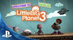 Visit nameofthesong for the trailermusic of: LittleBigPlanet 3 - Gamescom 2014 - Create and Share Trailer