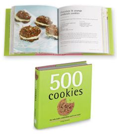 500 cookies thats a cookie a day you can bake