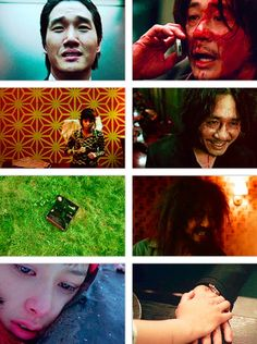 Old Boy, Chan-wook Park