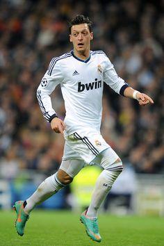 Mesut Özil (Germany) - Schalke 04, Werder Bremen, Real Madrid, my 2nd favorite German