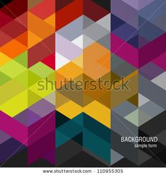 Abstract background by windesign, via ShutterStock