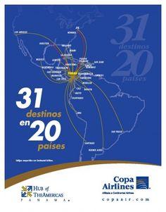 Copa Airlines Brasil - Telefone | Mais Passagens Aereas