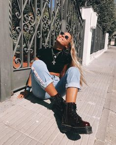 11 Casual Summer Fashion Outfits Trends - - Summer Outfits for Work Summer Outfit For Teen Girls, Plus Size Summer Outfit, Stylish Summer Outfits, Womens Fashion Casual Summer, Summer Fashion Outfits, Cute Casual Outfits, Spring Fashion, Leggings Outfit Summer Casual, Tumblr Summer Outfits