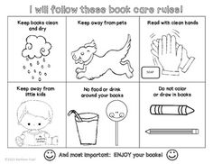 Preschool Library Coloring Pages With Ideas Gallery Free For Kids
