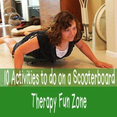Incorporating the Whole Body in Therapy — Therapy Fun Zone