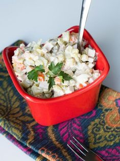 This salad is considered to be a festive dish of Russia that revolutionized the country's food industry 150 years ago. It was so famous, that until this day everyone talks about the chef.
