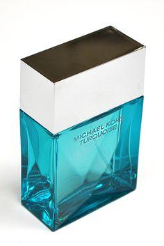 Michael Kors Turquoise Eau de Parfum, a limited edition fragrance for women with fresh floral facets.