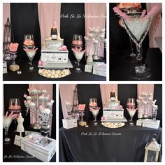 Paris Theme Birthday