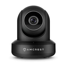 Amcrest WiFi Camera Indoor Pan/Tilt Surveillance Wireless IP Camera, Home Video Security System with IR Night Vision, Two-Way Talk, Motion Detection for Nanny Cam, Pet and Baby Monitor Black : Camera & Photo Video Security, Home Security Tips, Wireless Security Cameras, Wireless Home Security Systems, Security Camera System, Security Cameras For Home, Security Surveillance, Surveillance System, Security Service