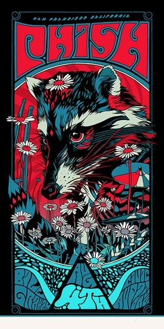 Three New Phish Posters by Tyler Stout
