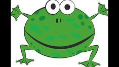 A SZÉLES SZÁJÚ BÉKA🐸A gólya és a béka találkozása😍 Yoshi, Youtube, Fun, Kids, Frogs, Fictional Characters, Dibujo, Young Children, Boys