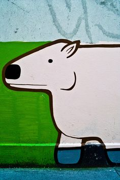 Dublin Street Art - Little Mary Street by infomatique, via Flickr