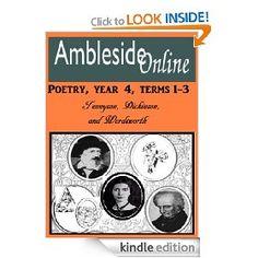 AmblesideOnline Year 4: Shorter Literature Selections