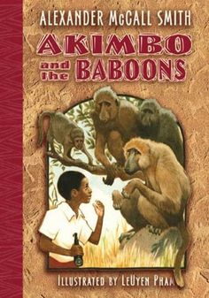 This lovely children's book is set in Africa, and gives a great picture of life in the bush as well as work done to protect and learn about baboons.