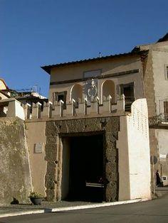 Porta romana, Palliano, FR (AD Terrae Palliani)