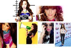 """Cher Llyod:)"" by izzy-jaz ❤ liked on Polyvore"