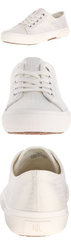 LAUREN RALPH LAUREN WOMEN'S JOLIE FASHION SNEAKER-------- Colors Available : Grey Flax Linen ,  Natural Flax Linen and White/Platino Met Herringbone Textile----------- Rubber sole----------- Stylish Sneakers by Lauren by Ralph Lauren  2016------------