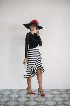 Look invitada boda: black&white Sin categoría - Confesiones de una Boda