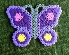 Butterfly - hama beads