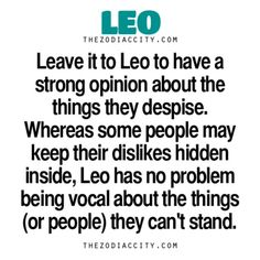 LEO DO YOU AGREE?