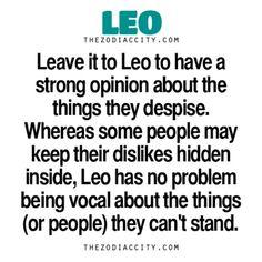 LEO DO YOU AGREE?