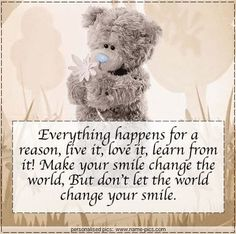 44 Best Tatty Teddy Words Of Wisdom Motivation Images Blue