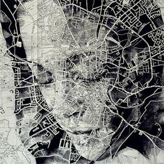 Update: Stunning Carved and Illustrated Maps by Ed Fairburn: Juxtapoz-EdFairburn-04.jpg