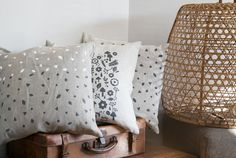 Belle Hawk // printed and ply accessories - New Zealand. Available online // Photography by Hello Petal Photography // as featured on Studio Home Bed Pillows, Cushions, Home Studio, New Print, Newborn Photography, Pillow Cases, Printed, Accessories, Pillows