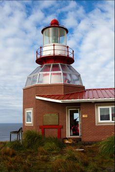 #Lighthouse Cape Horn, Chilean Land of Fire. Built in 1885 - http://dennisharper.lnf.com/