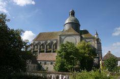 Collégiale Saint-Quiriace (église) à Provins - 2004