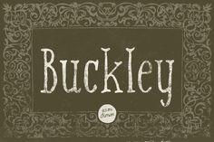 Buckley Serif by It's me simon on @creativemarket