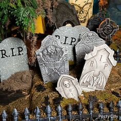 adult halloween party ideas | Found on partycity.com