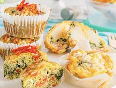 Frittatas are a quick and easy lunch, and super versatile. They're perfect for a quick and easy addition to the lunchbox.