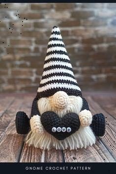 Easy Crochet Patterns, Crochet Patterns Amigurumi, Free Crochet, Scarf Crochet, Crochet Blankets, Crochet Ideas, Crochet Hats, Creepy Doll Halloween, Easter Crochet